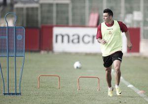 """Ximo Navarro: """"Si no corremos los once jugadores estamos muertos"""""""