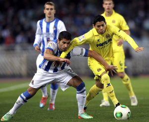 Villarreal - Real Sociedad: último asalto con los cuartos de final en juego