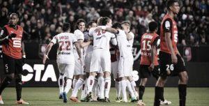 PSG y Mónaco siguen su paso firme