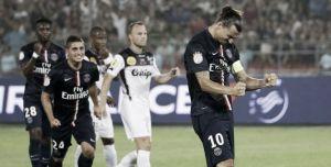 Ibrahimovic decide la Supercopa de Francia