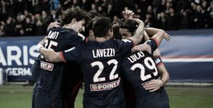 El PSG se cuela sobre la bocina en los cuartos de la Copa