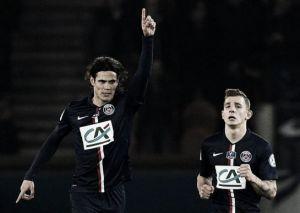 El PSG se clasifica para cuartos de final de la Copa de Francia