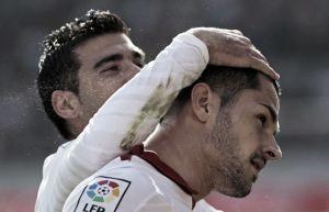 El Sevilla se estrena en 2014 ante un Getafe inoperante