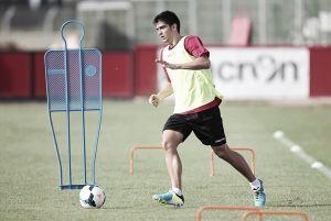 """Gerard Moreno: """"Hay que demostrar que el equipo tiene capacidad para estar arriba"""""""