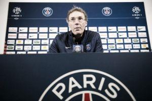 Laurent Blanc, sancionado con un partido de suspensión