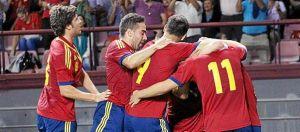 Carles Gil vuelve con la Selección Sub-21