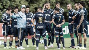 Após perder série invicta, Palmeiras já projeta recuperação na próxima rodada