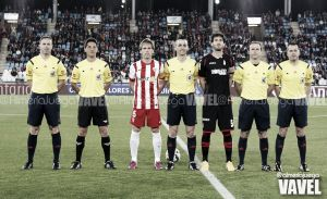 Fotos e imágenes del Almería 3-0 Granada, jornada 31 de la Liga BBVA
