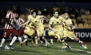 Cero goles y un punto para el Almería