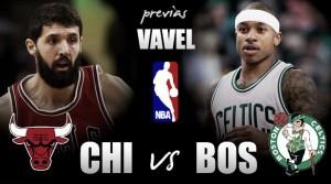 Previa Boston Celtics - Chicago Bulls: vengarse o confirmar la candidatura del todo