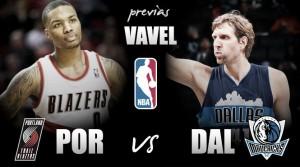 Previa Dallas Mavericks - Portland Trail Blazers: necesidad de ganar por ambas partes