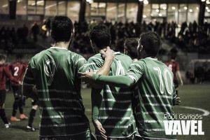 Fotos e imágenes del UE Cornellà 2 - 0 CF Reus, jornada 21 de 2a División B Grupo III