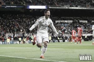 Fotos e imágenes del Real Madrid - Sevilla F.C. de la jornada 16ª de la Liga BBVA