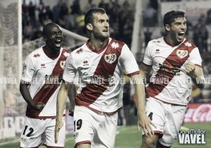 Fotos e imágenes del Rayo Vallecano 2 - 1 Athletic de Bilbao de la 5ª Jornada de la Liga BBVA