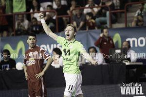 Fotos e imágenes del Inter Movistar - ElPozo Murcia, 1º partido Final LNFS