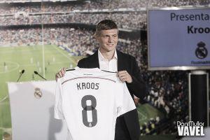 Fotos e imágenes de la presentación de Toni Kroos por el Real Madrid C.F.