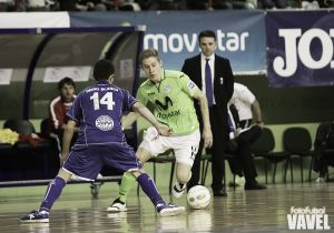 Fotos e imágenes del Inter Movistar - Peñiscola FS de la décimo segunda jornada de la LNFS