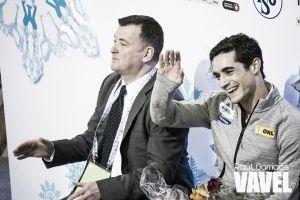 Fotogalería de la 3ª jornada del ISU Grand Prix Barcelona 2014