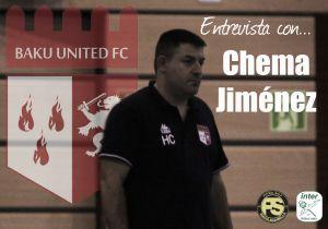 """Entrevista. Chema Jiménez: """"El fútbol sala en Inglaterra es como lo era aquí hace veinticinco años"""""""