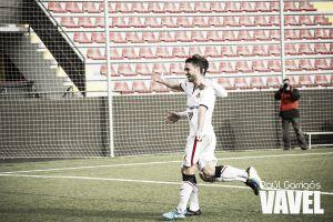Fotos e imágenes del U.E. Sant Andreu 0 - 1 Gimnàstic de Tarragona, jornada 20 de 2a División B Grupo III