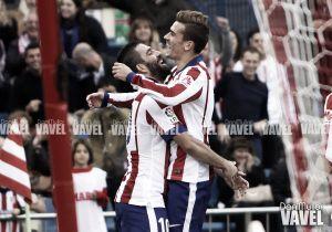 Fotos e imágenes del Atlético de Madrid 3-1 Málaga CF, 12ª jornada de la Liga BBVA
