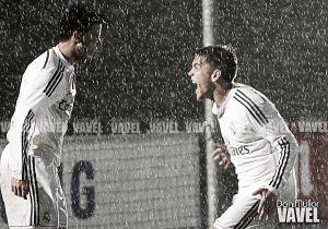 """Fotos e imágenes del RM Castilla 3-1 Real Sociedad """"B"""" de la 17ª Jornada del Grupo II de Segunda B"""