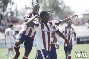 Fotos e imágenes del Atlético B - Real Madrid Castilla, de la 1ª jornada de segunda B grupo II