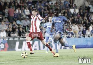 Fotos e imágenes del Getafe 0-1 Atleti de la 9ª jornada de la Liga BBVA