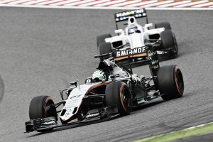 Force India le dice 'see you later' a Williams
