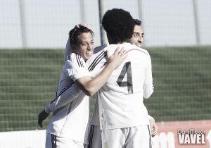 """Fotos e imágenes del RM Castilla -Atlético de Madrid """"B"""" de la vigésima jornada de Segunda B Grupo II"""