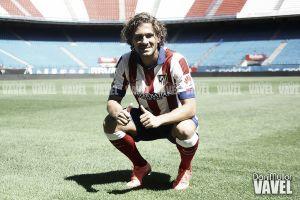 Fotos e imágenes de la presentación de Alessio Cerci por el Club Atlético de Madrid