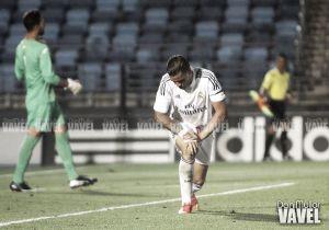 Fotos e imágenes del Real Madrid Castilla - Getafe CF B, de la 2ª jornada de Segunda B Grupo II