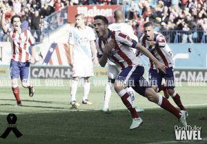 Fotos e imágenes del Atlético 2-0 Deportivo, de la decimotercera jornada de Liga BBVA