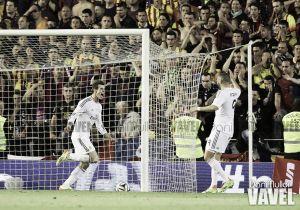 Fotos e imágenes del FC Barcelona 1-2 Real Madrid de la Final de la Copa del Rey 2014