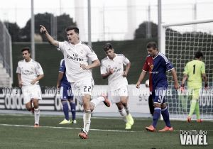 Fotos e imágenes de la UEFA Youth League Real Madrid - FC Basilea Juvenil, 1ª Jornada