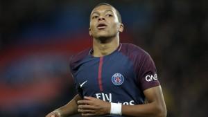 مبابي يصبح أصغر لاعب يسجل في كلاسيكو فرنسا