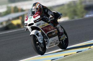 Efren Vázquez suma su primera 'pole' en el circuito de Le Mans
