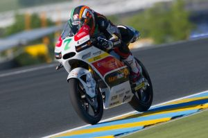 Moto3, a Le Mans la pole è di Vázquez