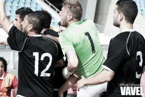 Fotos e imágenes del partido Almería B - FC Cartagena