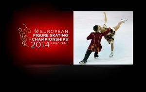 Resumen primera jornada Campeonatos de Europa de Patinaje Artístico