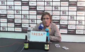 "Sergio Egea: ""Vamos cogiendo ritmo competitivo"""