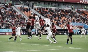 Mondiale Russia 2018 - Gimenez salva l'appannato Uruguay, Egitto piegato solo al 90' (1-0)