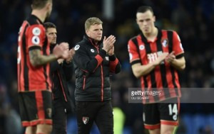 Eddie Howe believes Bournemouth can turn a corner after heavy Everton defeat