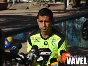 """Elías Hernández: """"Estamos enfocados partido a partido"""""""
