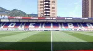La Tribuna Norte acogerá un 'palco vip' para la visita del Real Madrid