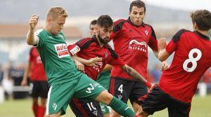 Eibar y Mirandés firman las tablas en un partido disputado