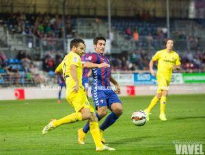 Eibar - Villarreal: puntuaciones Eibar, jornada 5