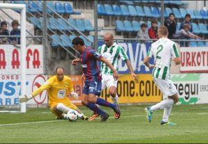 Córdoba CF - SD Eibar: puntuaciones del Córdoba, jornada 25