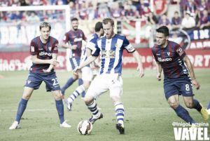 Real Sociedad - SD Eibar: tres puntos muy necesarios