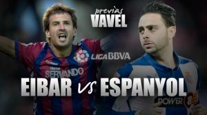 Eibar - Espanyol: toca exprimir las opciones al máximo